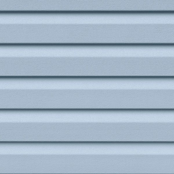Blue Grey Imported Vinyl Cladding - Forever Boards