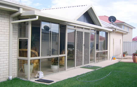 Face Fixed Windows & Doors - Forever Boards