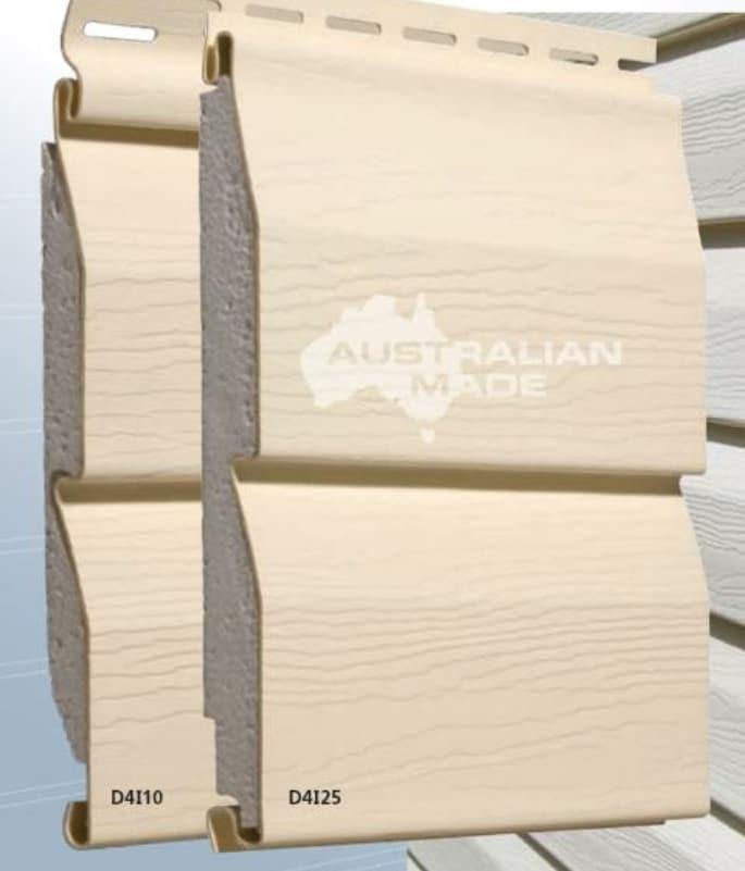 Foreverboards D4 Solid Vinyl Cladding Range Newcastle - Forever Boards